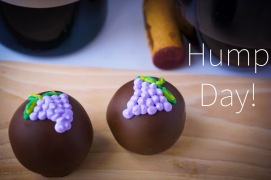 Wine-Themed Cake Balls