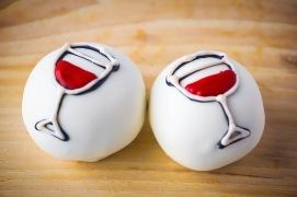 Wine Cake Balls