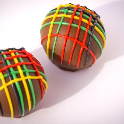 Flannel Cake Balls