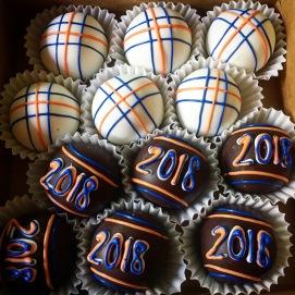 BSU Graduation Cake Balls