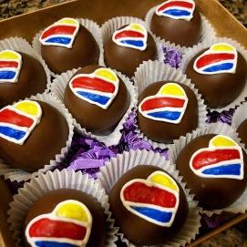 Southwest Airlines Cake Balls