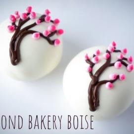 SPRING TREE CAKE BALLS